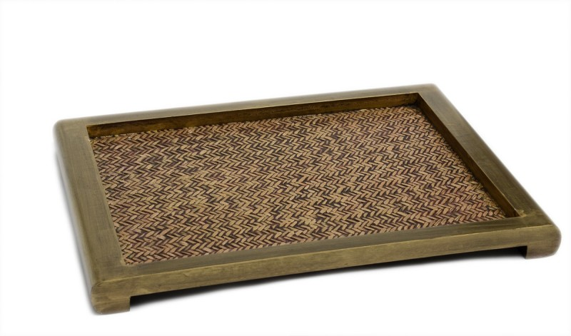 Aarav Designs Chatai Small Tray