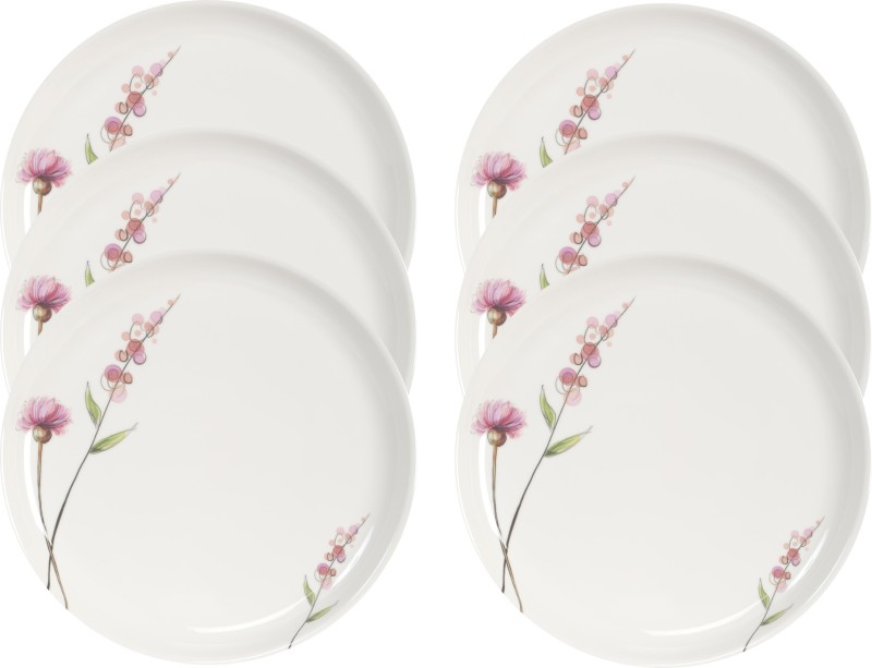 Servewell Pink Bud Plate(6 Units)