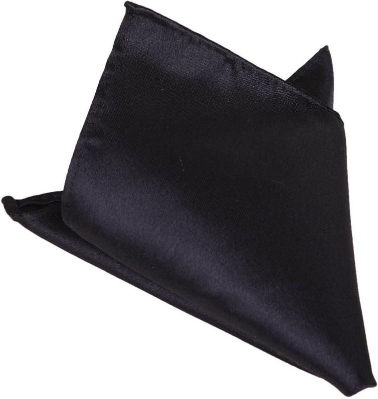 Eccellente Solid Satin Pocket Square