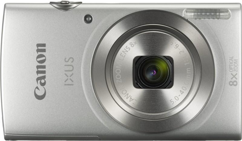 Canon IXUS 185 Point and Shoot Camera(Silver 20 MP)
