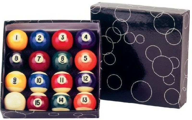 21 Balls China Pool Ball Billiard Balls(Set of 16)
