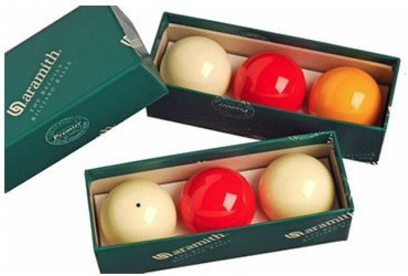 21 Balls Aramith Billiard Ball Billiard Balls(Set of 3)