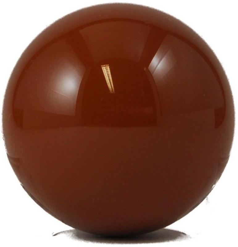 brown ball