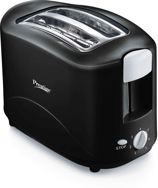 Prestige 41710 750 W Pop Up Toaster(Black)