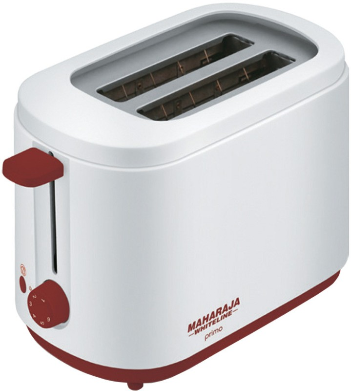 Maharaja Whiteline PT-100 750 W Pop Up Toaster