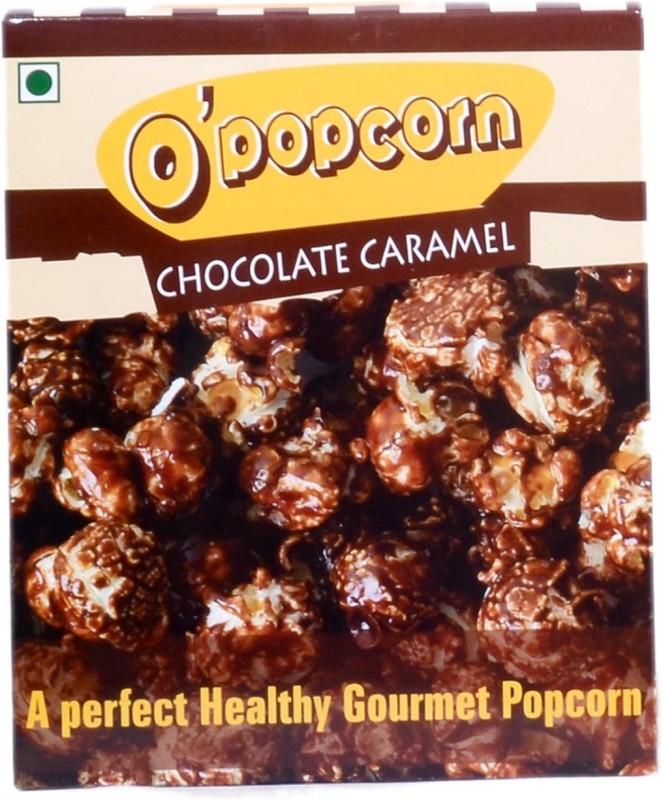 O'popcorn Caramel, Chocolate Popcorn(250 g)