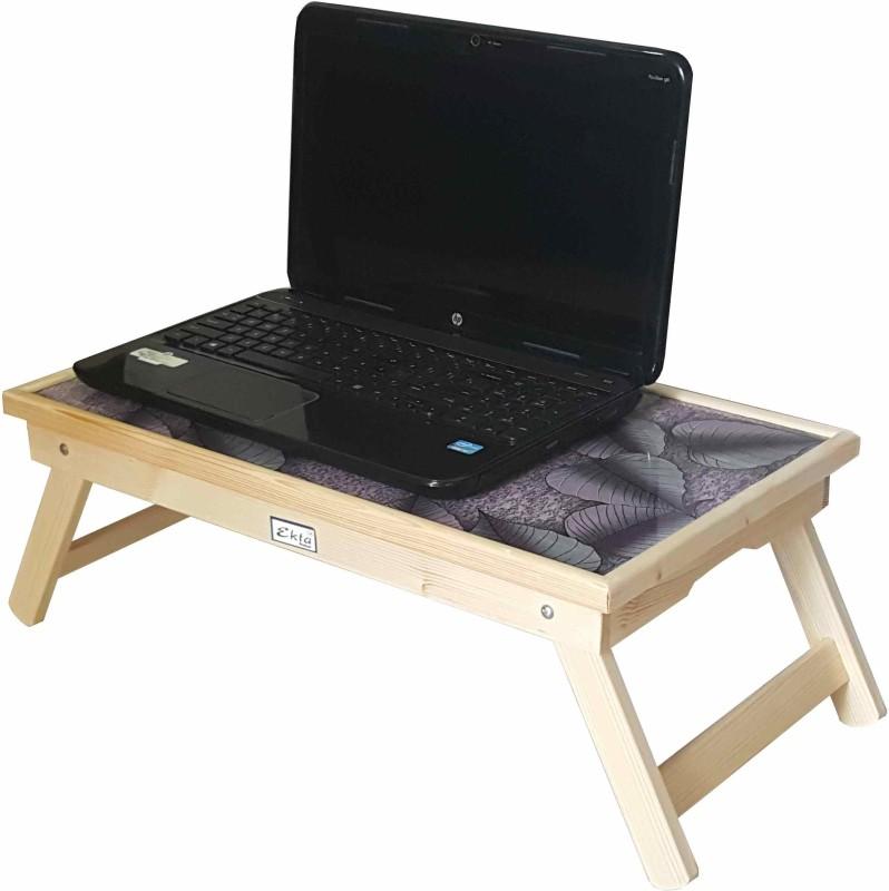 ekta-product-engineered-wood-portable-laptop-tablefinish-color-plum