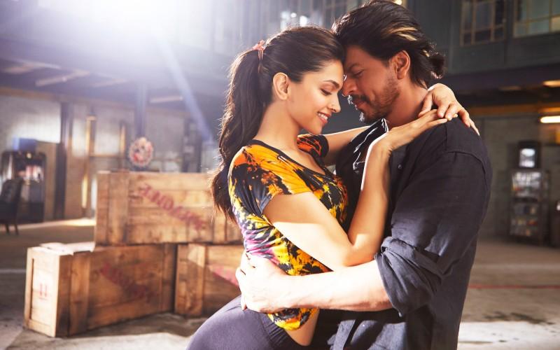 Movie Happy New Year Shah Rukh Khan Deepika Padukone HD Wallpaper Background...