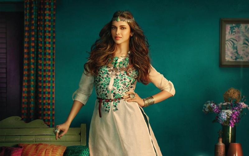 Celebrity Deepika Padukone Actresses India Bollywood Girl Woman HD Wall Poster Paper...