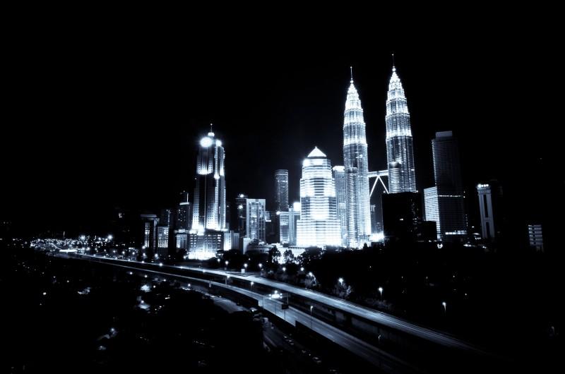 Oshi - Beautiful Kuala Lumpur (2) Paper Print(12 inch X 18 inch, Stretched)