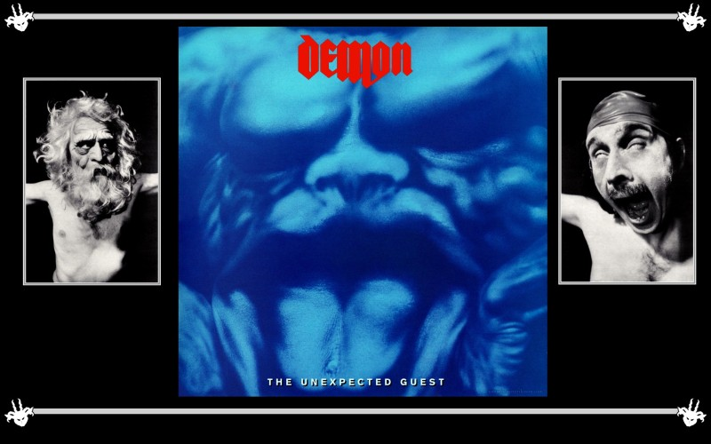 BeLucky Wall Poster Demon Heavy Metal Metal Hard Rock Classic Classic Rock Album Cover Paper Print(12 inch X 18 inch, Rolled)