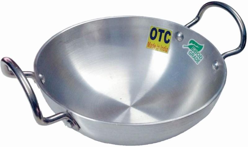 OTC Kadhai 35.5 CM (Aluminium) Kadhai 36 cm(Aluminium)