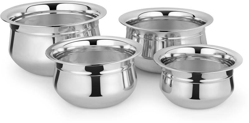 Praylady Handi 1 L(Stainless Steel)