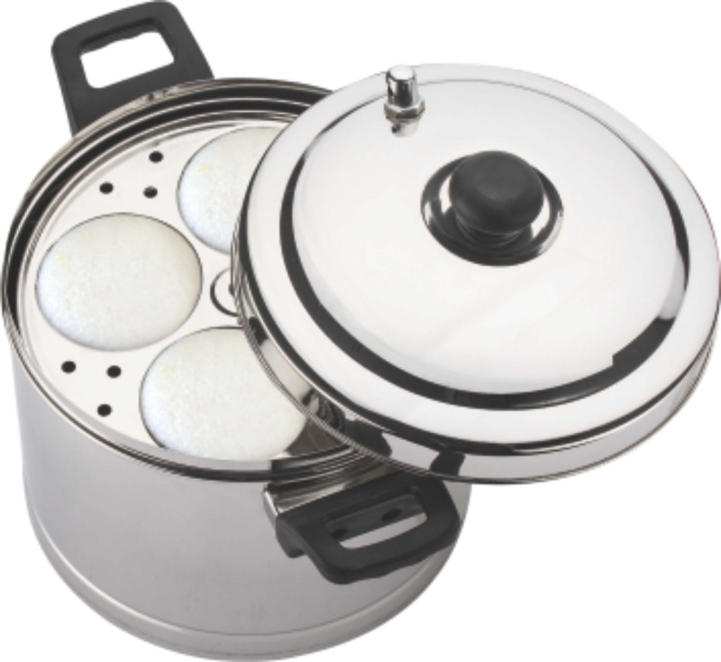 Ndura Pot 0 L with Lid(Stainless Steel, Induction Bottom)