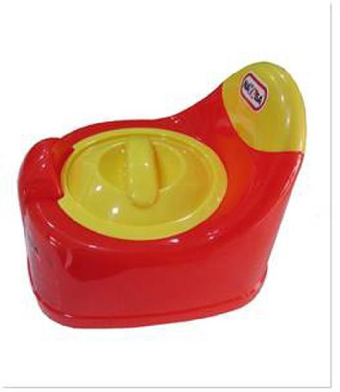 Nayasa Potty Master Potty Box(Red) Potty Master