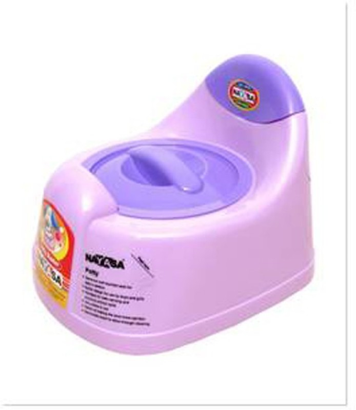 Nayasa Master Potty Box(Purple) Master