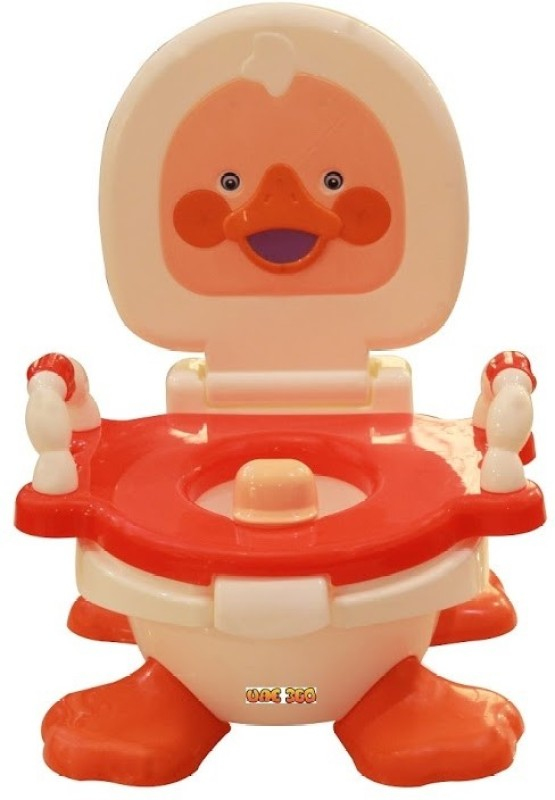 UAE360 Panda Duck Potty Seat(Red)