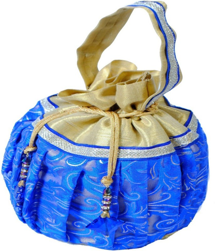 Maitri bag for all occassion Potli(Multicolor)