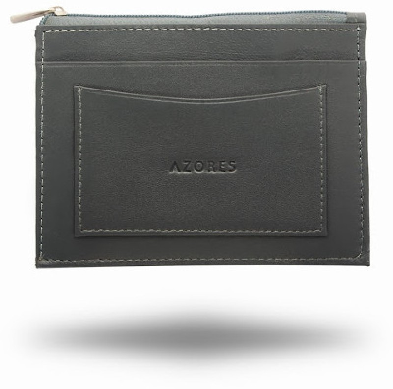 Azores Sleek Mobile Pouch(Grey)