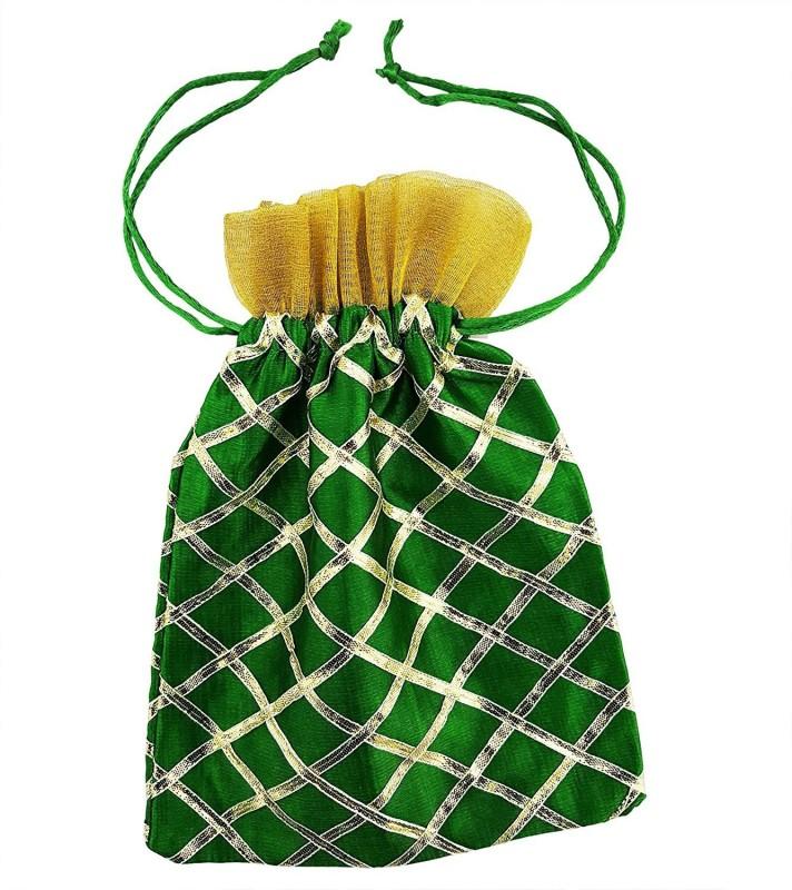 Mehrunnisa BAG1605 Potli(Green)