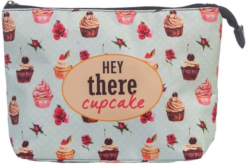 Band Box CupCakeP Pouch(Blue)