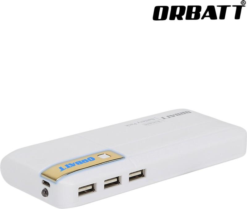 Orbatt X7- X7 11000 mAh Power Bank(Sober White, Lithium-ion)
