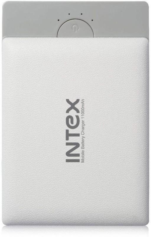Intex 11000 mAh Power Bank (11000 White, N )(White, Lithium-ion)