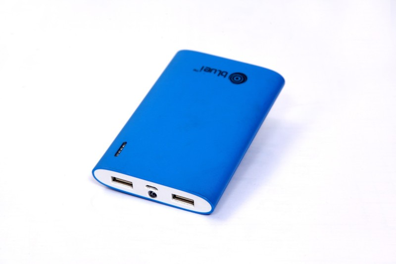 Bluei EB-05 Portable Charger 6600 mAh Power Bank(Majestic Blue, Lithium-ion)