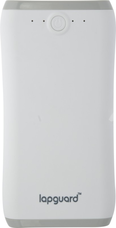 Lapguard LG808 20800 mAh Power Bank(White, Grey, Lithium-ion)