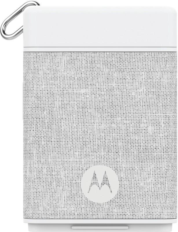 Motorola P1500 Power Pack Micro 1500 mAh Power Bank(White, Lithium Polymer)