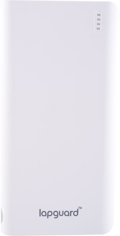 Lapguard Solo-2080 20800 mAh Power Bank(White, Grey, Lithium-ion)