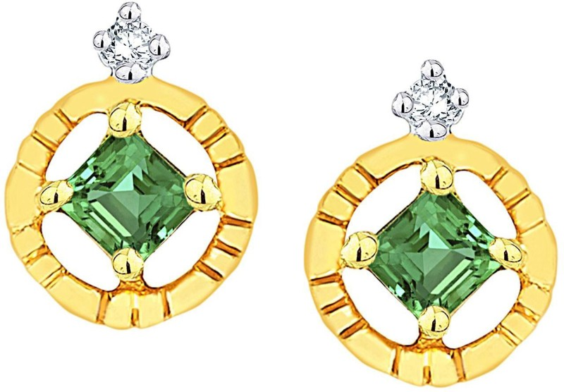 Under ?9,999 - Gold & Diamond Earrings - jewellery