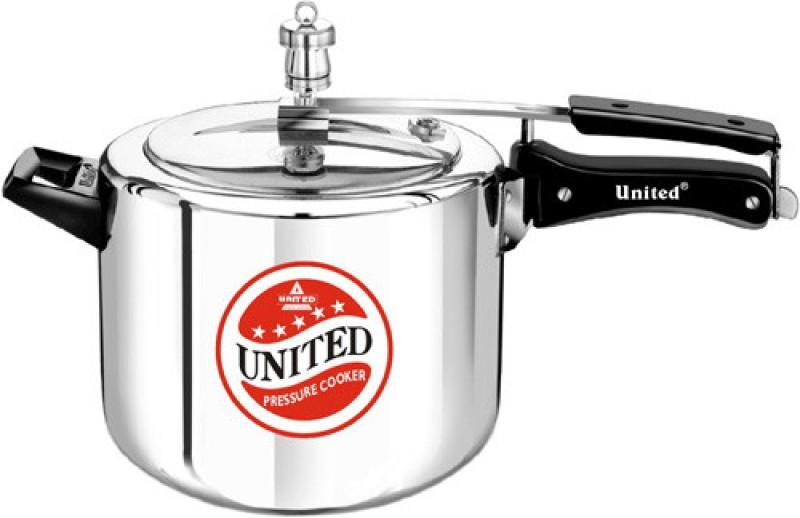 United 6.5 L Pressure Cooker(Aluminium)