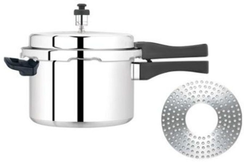 Premier 10 L Pressure Cooker with Induction Bottom(Stainless Steel)