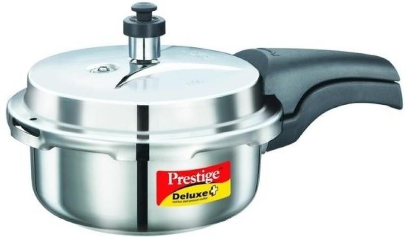 Prestige 2 L Induction Bottom Pressure Cooker(Stainless Steel)