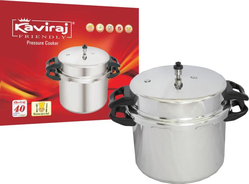 Kaviraj 16 L Pressure Cooker(Aluminium)