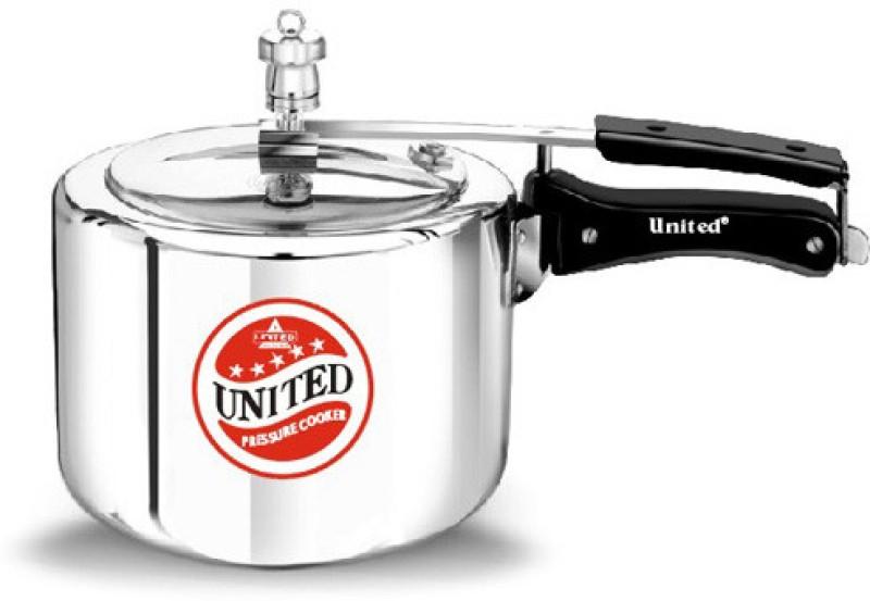 United 2 L Pressure Cooker(Aluminium)