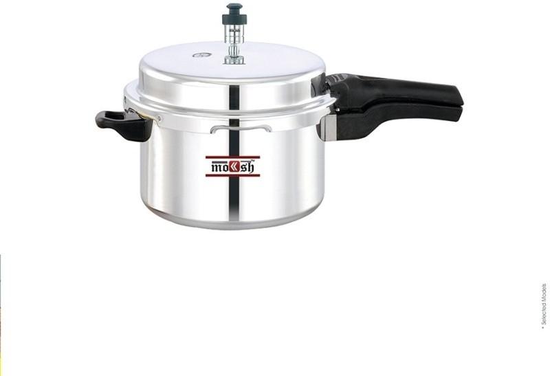 Moksh 3 L Pressure Cooker(Aluminium)