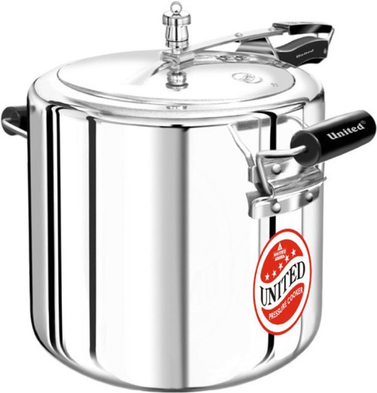United 22 L Pressure Cooker(Aluminium)