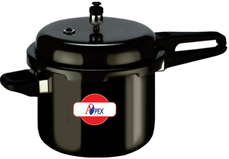 Apex Hard Anodised 3 L Pressure Cooker(Hard Anodized)