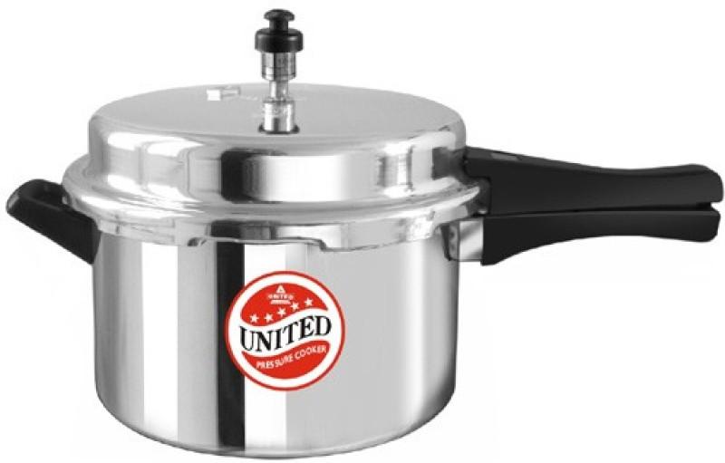 United 5 L Pressure Cooker(Aluminium)