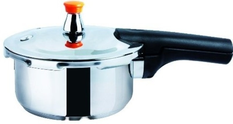 Ultra 2 L Induction Bottom Pressure Cooker(Stainless Steel)