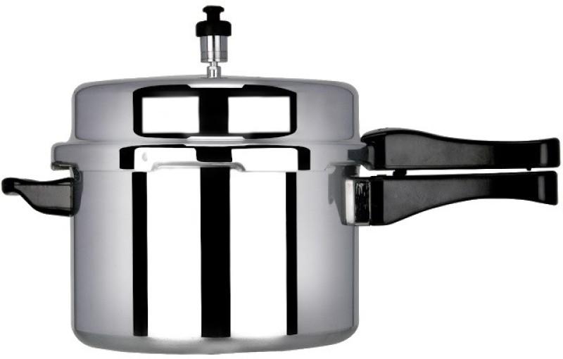 Sumeet Alumina 7.5 L Pressure Cooker(Aluminium)