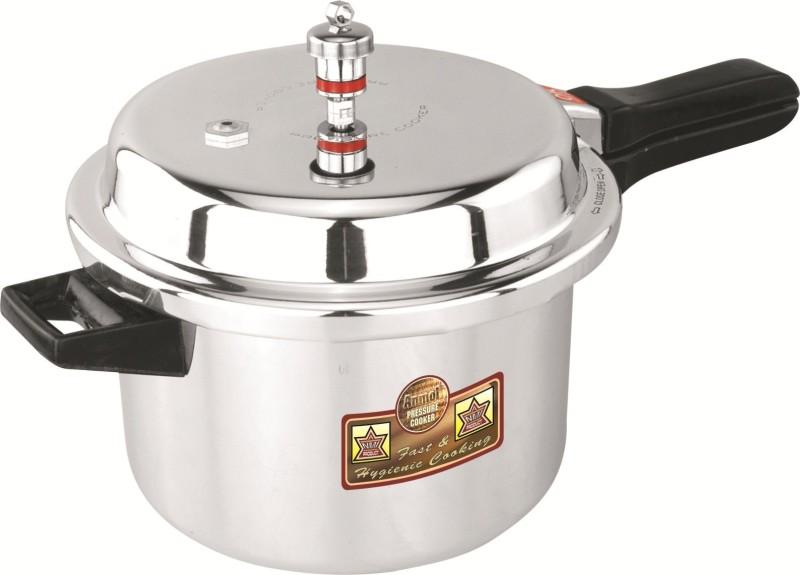 Anmol Outer Lid 10-Ltr. 10 L Pressure Cooker(Aluminium)