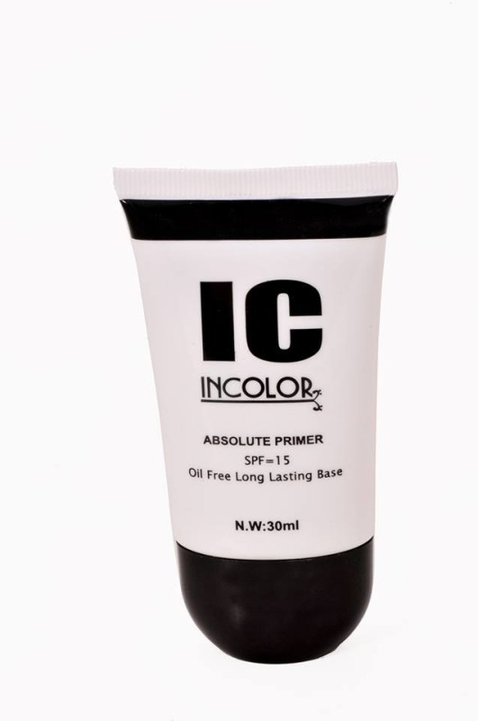 Incolor Absolute  Primer  - 30 ml(Transparent)