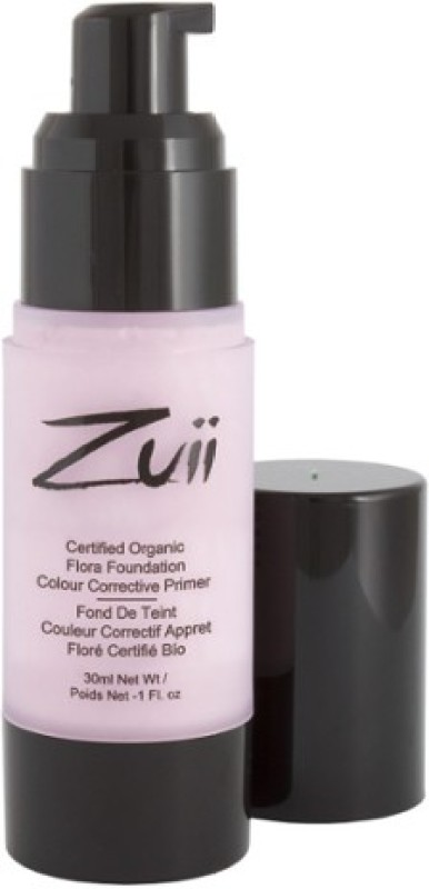 Zuii Organic Colour Corrective  Primer  - 30 ml(Mauve)