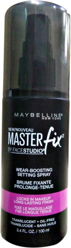 Maybelline Master Fix Wear Boosting Setting  Primer  - 100 ml(Transparent)