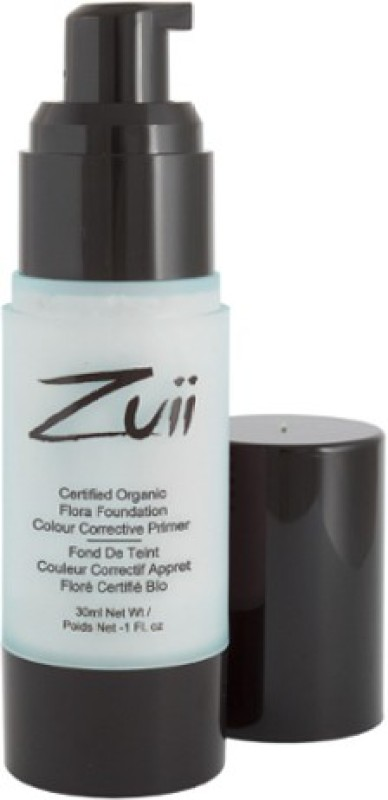 Zuii Organic Colour Correctve  Primer  - 30 ml(Mint)