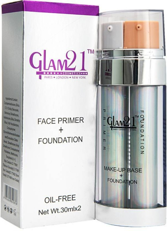 Glam 21 2in1makeupbase Primer  - 60 g(Natural Beige(1))