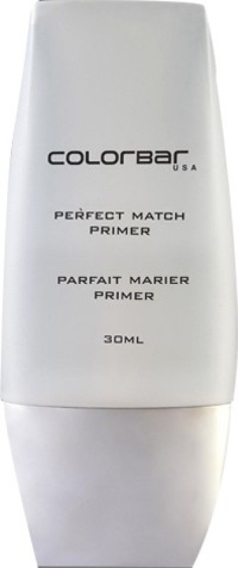 Colorbar Perfect Match Primer - 30 ml(White)